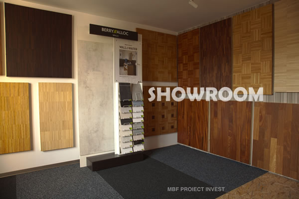Showroom MBF Consult